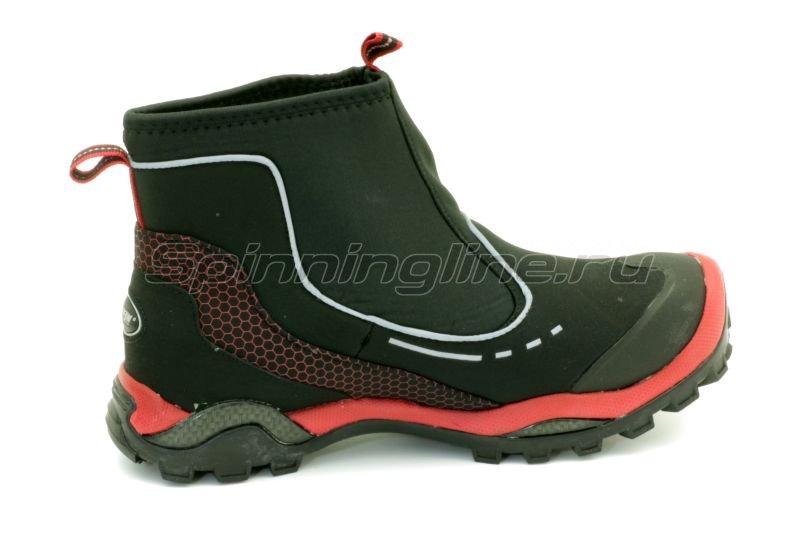 Ботинки женские Avila Dark Red 10 -  3