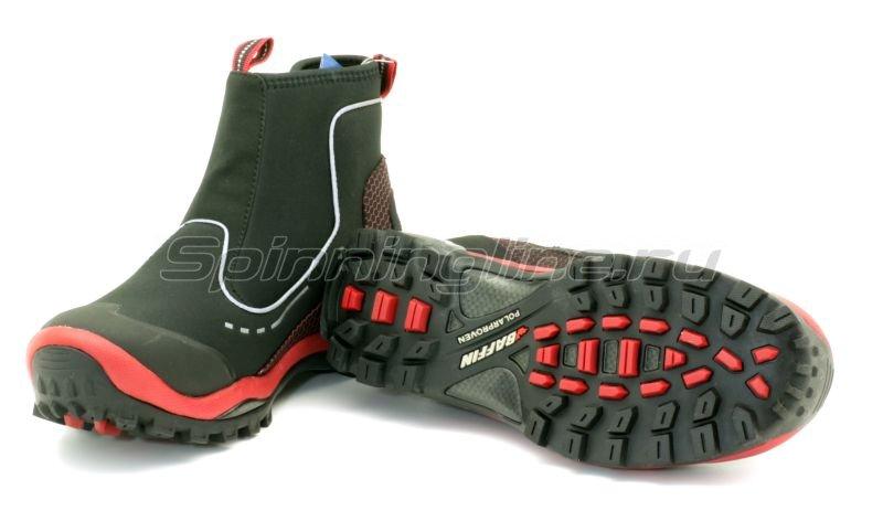 Ботинки женские Avila Dark Red 10 -  5