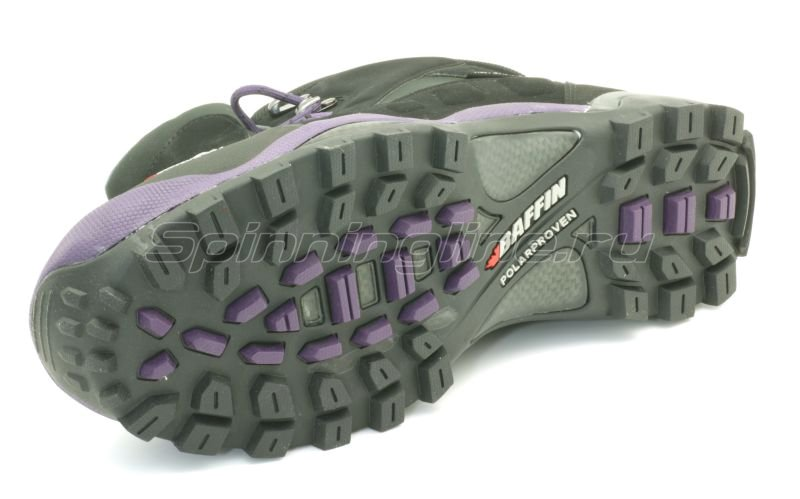 Ботинки женские Hike Black/Plum 07 -  6