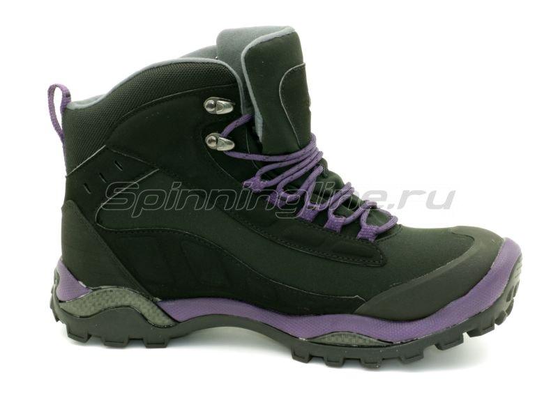 Baffin - Ботинки женские Hike Black/Plum 11 - фотография 3