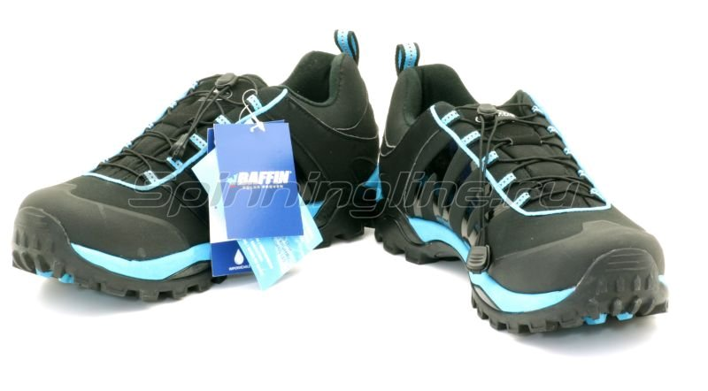 Baffin - Ботинки Leader Black/Electric Blue 09 - фотография 1
