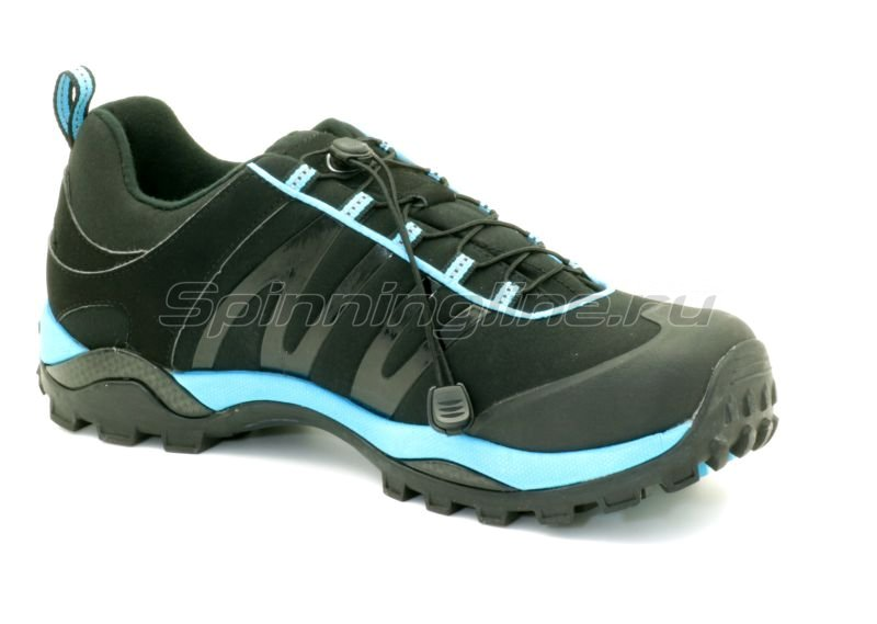 Baffin - Ботинки Leader Black/Electric Blue 09 - фотография 2