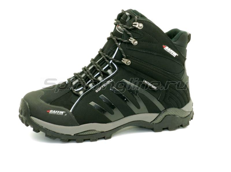 Ботинки Zone Black 08 -  3