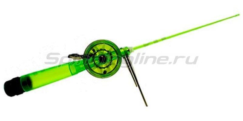 Удочка зимняя WH 56 L200 зеленый/серый -  1