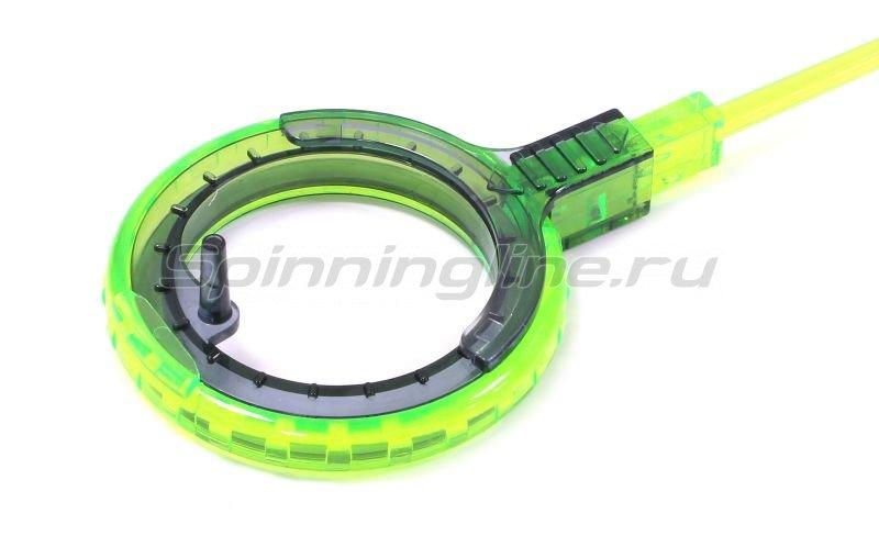 Удочка зимняя WH 50B L 150 зеленый/серый -  3