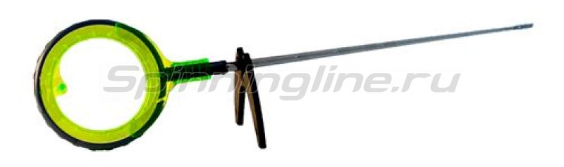 Пирс Мастер - Удочка зимняя WH 50B L 150 серый/зеленый - фотография 1