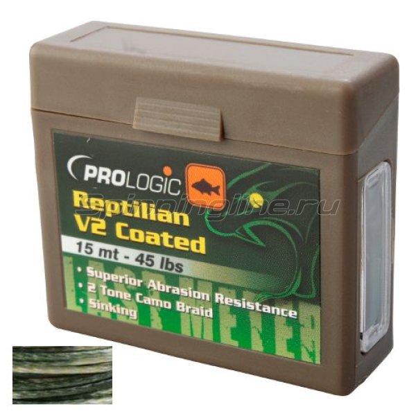 Prologic - Поводковый материал Reptilian V2 15м 25lb - фотография 1