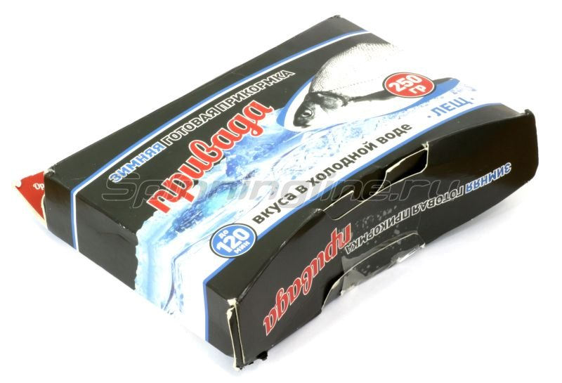 Привада - Прикормка зимняя Лещ 250гр. - фотография 1