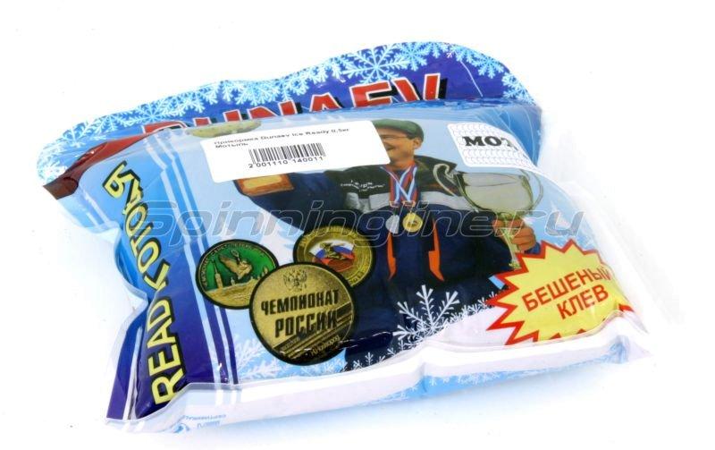 Прикормка Dunaev Ice Ready 0,5кг Мотыль -  1