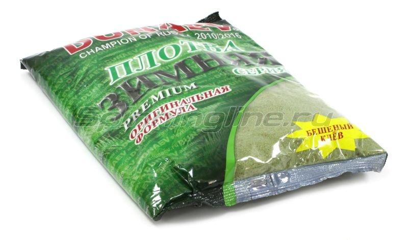 Прикормка Dunaev Ice Premium 0,9кг Плотва -  1