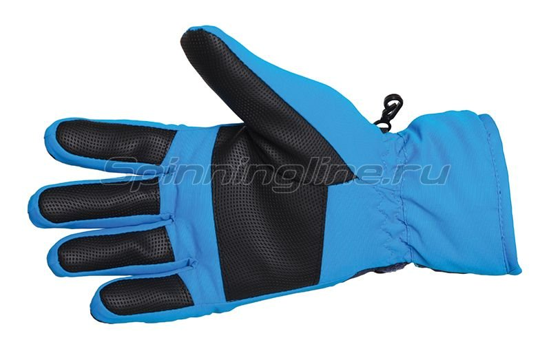 Перчатки Norfin Windstop Blue L -  2