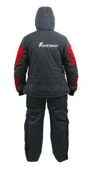 Костюм Fisherman - Nova Tour Леди S серый/красный - фотография 2