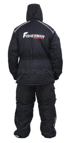 Костюм Fisherman - Nova Tour Буран Норд XL черный -  2