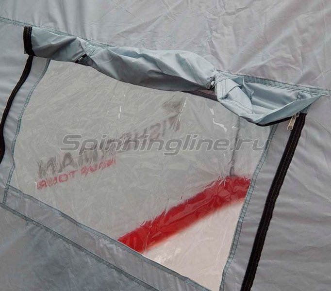 Fisherman - Nova Tour - Палатка зимняя Fisherman Нерпа 3 V2 - фотография 4