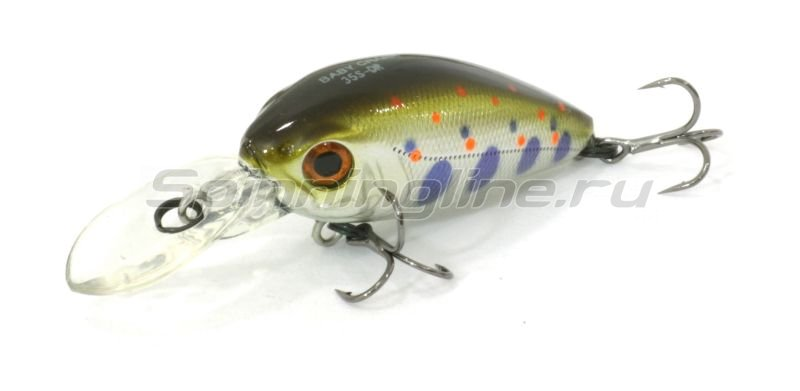 Tsuribito - Воблер Baby crank 35S-DR 539 - фотография 1