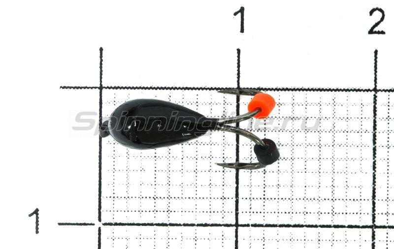 Мормышка Жучок-коза №3 медь -  1