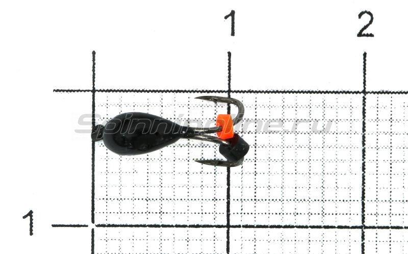 Мормышка Жучок-коза №2 латунь -  1