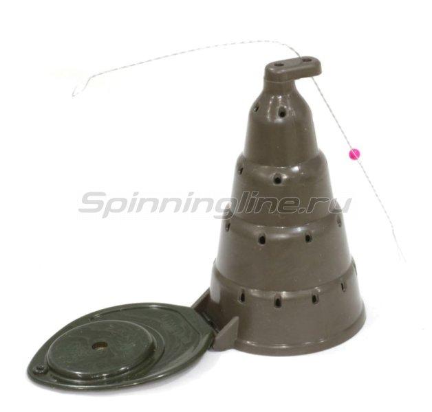 Кормушка Три Кита Самосвал КЗ-1 оснащенная -  2