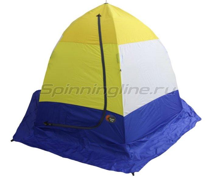 Палатка зимняя Trout Pro Ice Shelter 4 -  1