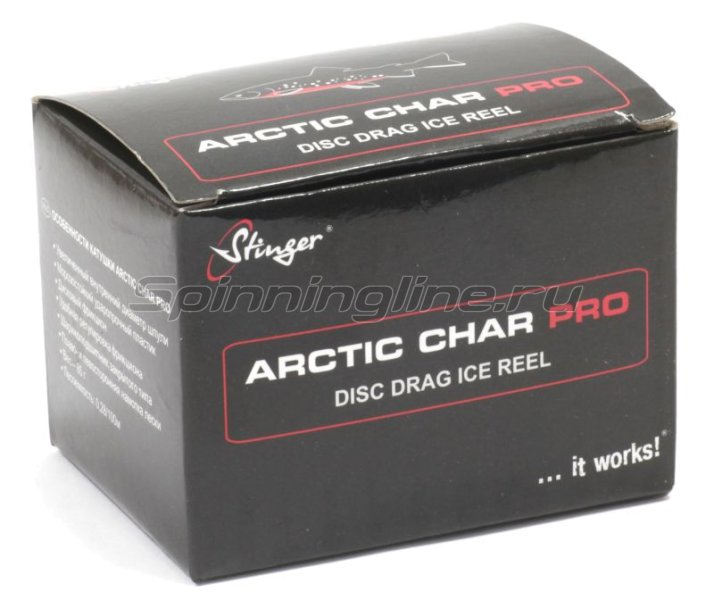 Катушка Stinger Arctic Char Pro 60 -  6