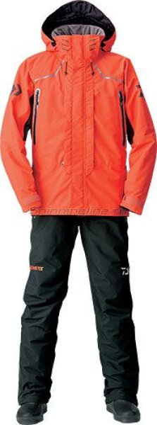 Костюм Daiwa Gore-Tex Combi-Up Hi-Loft Orange XL -  1