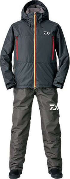 Костюм Daiwa Extra Hi-Loft Winter Suit Black L -  1