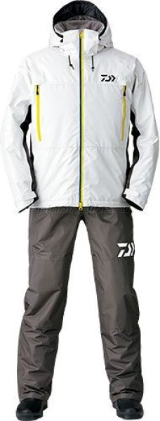 Костюм Daiwa Extra Hi-Loft Winter Suit Mist XL - фотография 1