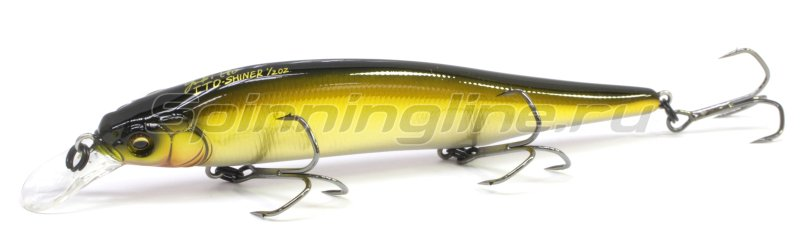 Megabass - Воблер Ito-Shiner wakin golden shiner - фотография 1