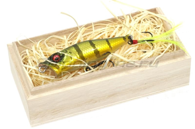 Воблер Megabass Woody Pop X peacock bass -  2