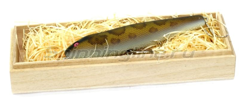 Воблер Megabass Orochi 13 Snake Slider mamushi -  2