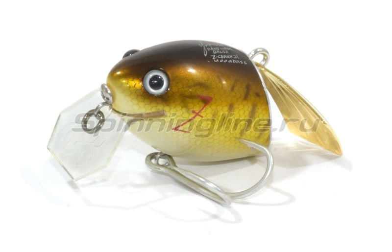 Megabass - ������ Z Bud Jr small mouth bass - ���������� 1