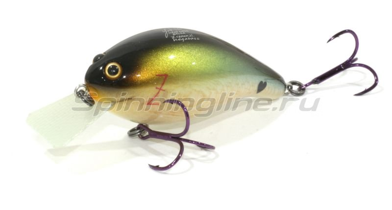 Megabass - Воблер Z-Crank Blue Label shad - фотография 1