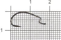 Крючок S.S. Hook Worm 19 №8