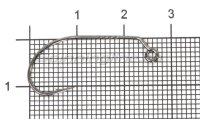 Крючок Decoy MG-3 №4