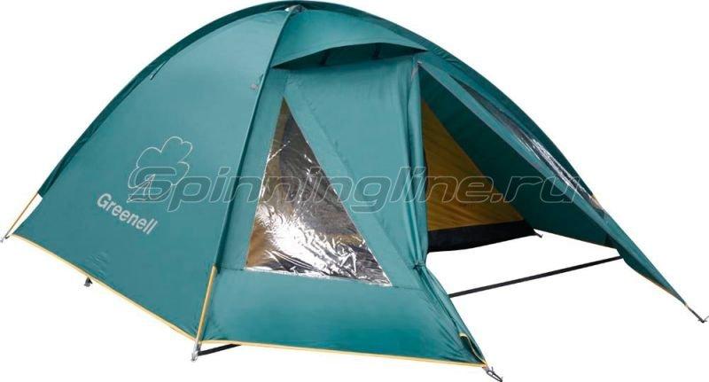 Палатка Greenell туристическая Керри 2 V2 -  1