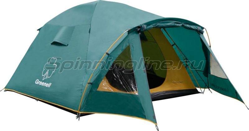 Палатка туристическая Лимерик плюс 3 -  1