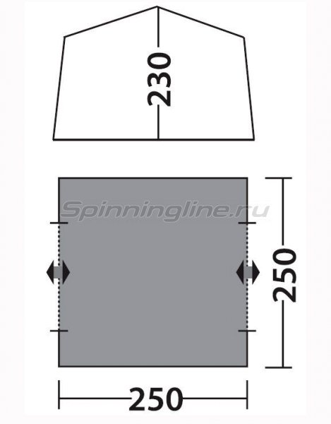 Тент Веранда V2 -  2