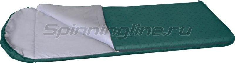 Спальный мешок Nova Tour Карелия 450 нави-зеленый -  1