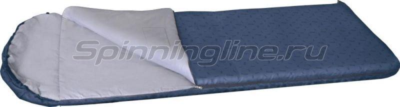 Спальный мешок Nova Tour Карелия 450 ярко-синий -  1