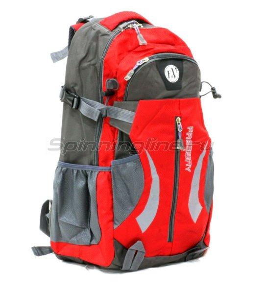 Рюкзак 2886-А1 красный большой -  1
