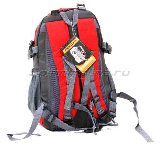 Рюкзак 2886-В1 красный малый -  2
