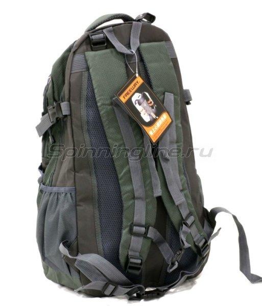 Рюкзак 2886-А1 серый большой -  3