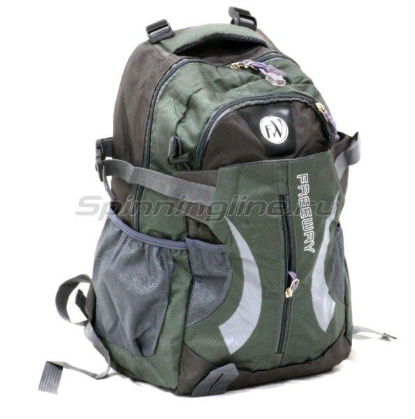 Рюкзак 2886-В1 серый малый -  1