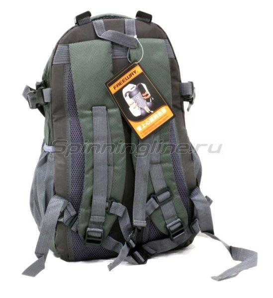 Рюкзак 2886-В1 серый малый -  2