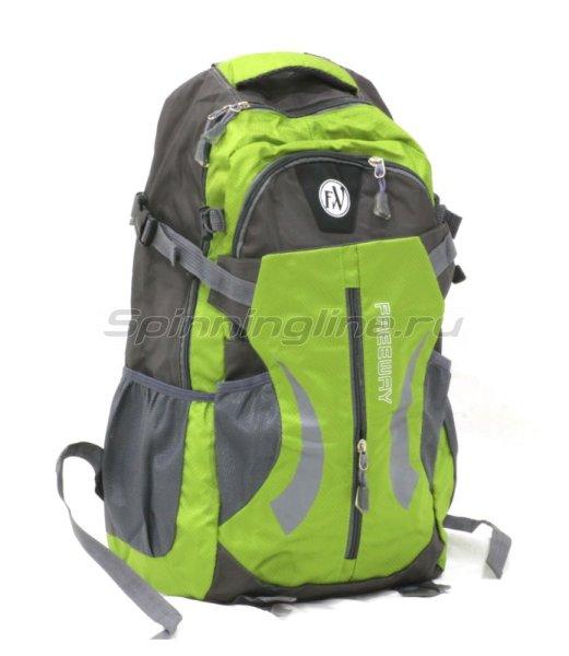 Рюкзак Freeway 2886-А1 зеленый большой -  1