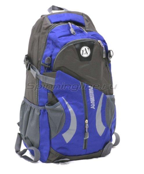 Рюкзак 2886-А1 синий большой -  1