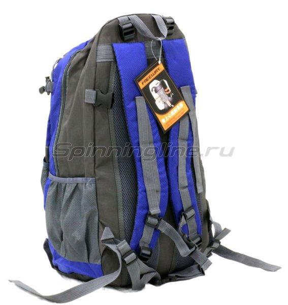 Рюкзак 2886-А1 синий большой -  2
