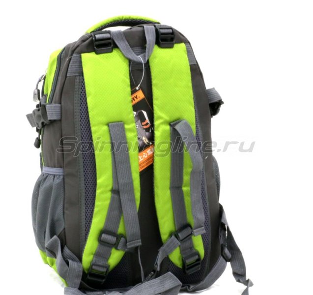 Рюкзак 2886-В1 зеленый малый -  2
