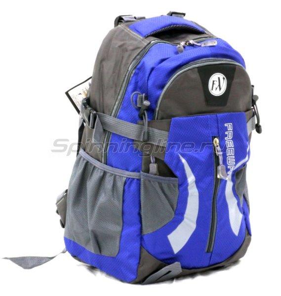 Freeway - Рюкзак 2886-В1 синий малый - фотография 1