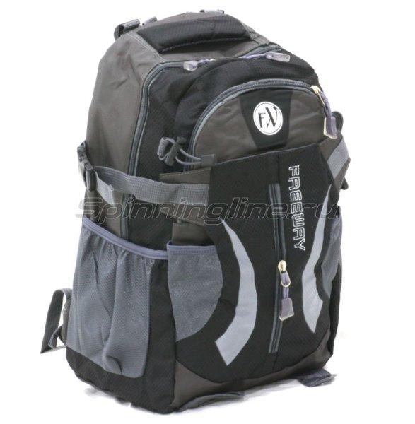 Рюкзак Freeway 2886-В1 черный малый -  1